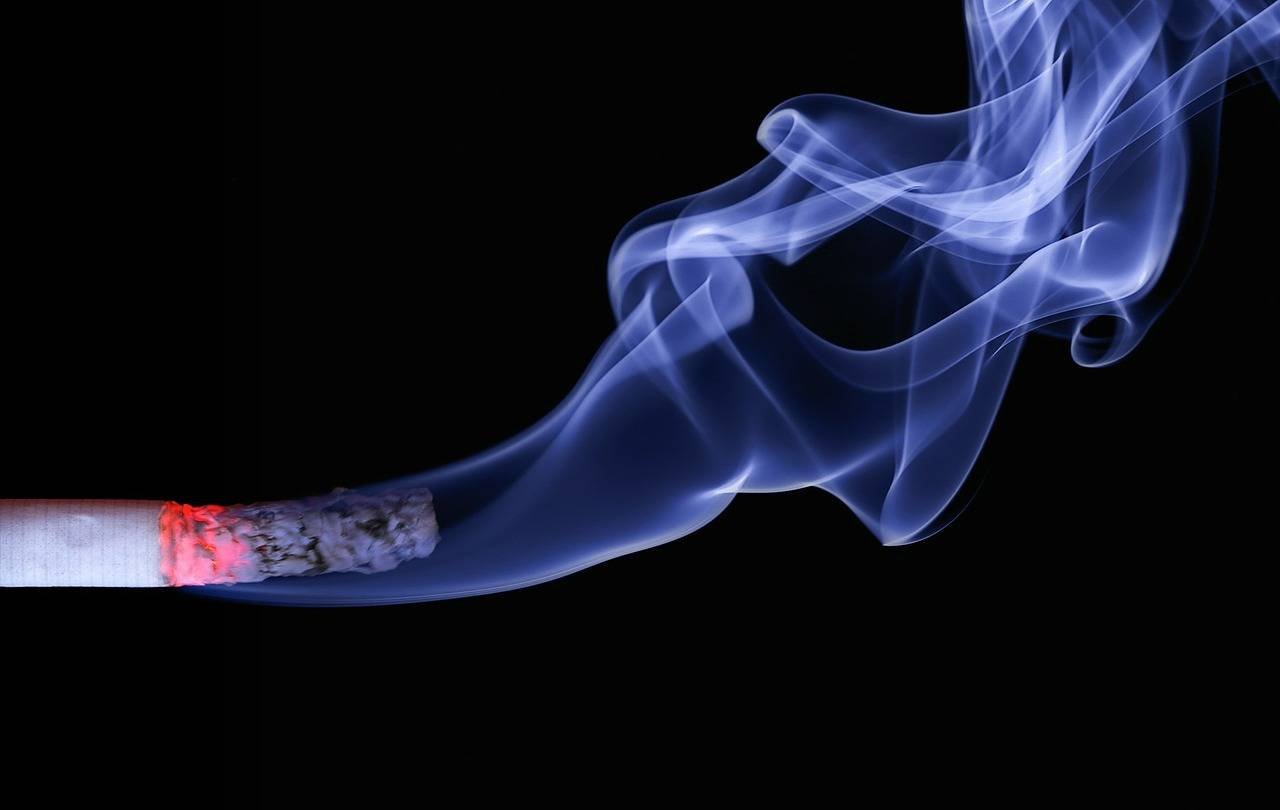 Hochgiftiger Zigarettenrauch