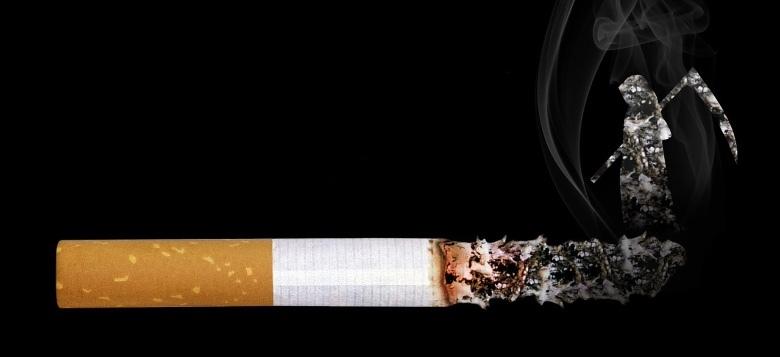 Schaden von Nikotin für unseren Körper