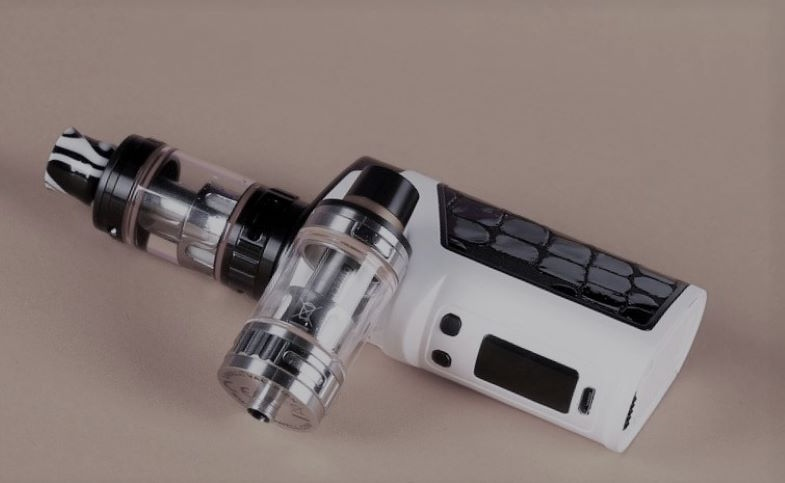 Komplettes E-Zigaretten-Box-Kit
