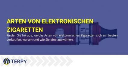 Was sind die meistverkauften Arten von elektronischen Zigaretten und warum?